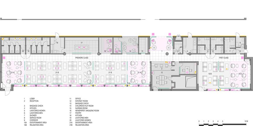 Jet Airways Lounge Schneider Colao Studio Amp Gallery