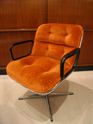 Knoll Pollock Executive Chair Schneider Colao Studio