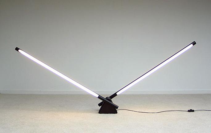 Bonetto Sistema Flu Lamp Schneider Colao Studio Amp Gallery